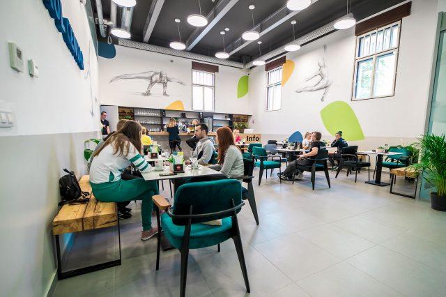 Sokol Centar restoran za sportaše