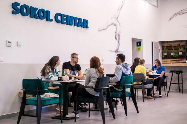 Sokol centar kafić
