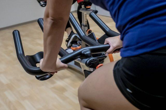 Sokol Centar trening na sobnom biciklu