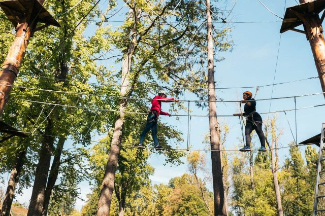 Slavonija Zlatna Greda adrenalinski park