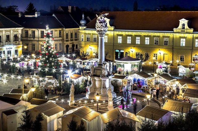 Osijek advent na tvrđi
