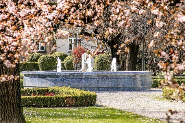 Slavonija Osijek fontana