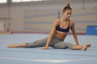 Sokol Centar trening gimnastičarke