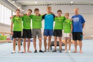 Sokol Centar Gimnastičari iz Češke