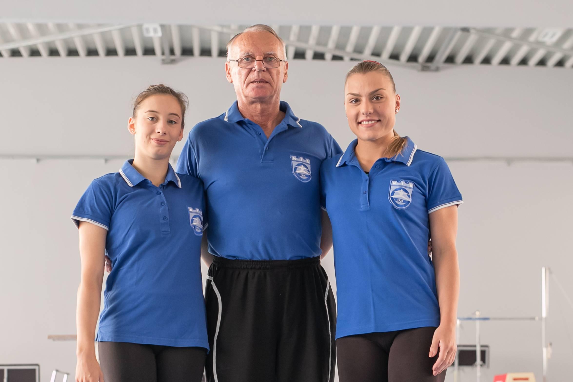 Sokol Centar Vrhunska gimnastička dvorana u Osijeku Gimnastički klub Niš